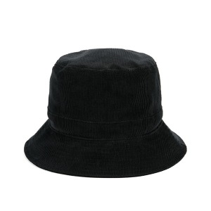 [와일드브릭스 버킷햇] WILDBRICKS - PL CORDUROY BUCKET HAT (black)
