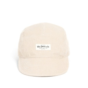 [와일드브릭스 캠프 캡] WILDBRICKS - PL CORDUROY CAMP CAP (ivory)