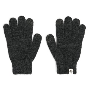 [와일드브릭스 터치 글러브] WILDBRICKS - AW BASIC TOUCH GLOVES (charcoal)