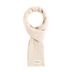 [와일드브릭스 스톨] WILDBRICKS - GRG STRIPE STOLE (ivory)