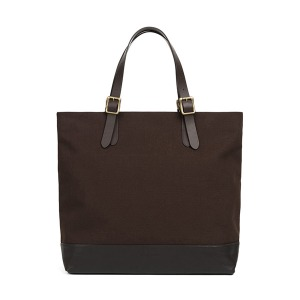 [와일드브릭스 토트백] WILDBRICKS - CONVERTIBLE TOTE BAG (brown)
