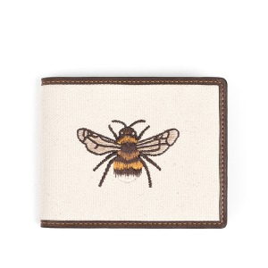 [와일드브릭스 지갑] WILDBRICKS - HONEYBEE WALLET (dark brown)