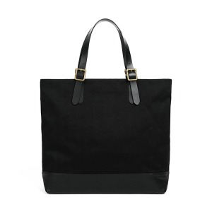 [와일드브릭스 토트백] WILDBRICKS - CONVERTIBLE TOTE BAG (black)