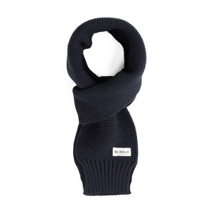 [와일드브릭스 스톨] WILDBRICKS - MILITARY KNIT MUFFLER (navy)