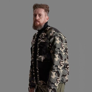 [스미스아머] SMITH ARMOR - SA BOA CAMOUFLAGE REVERSIBLE JACKET / GRAY