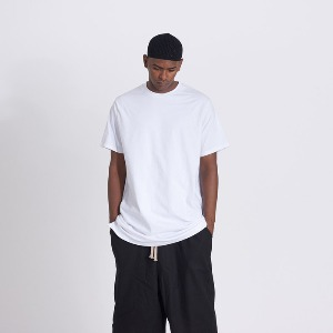 [스미스아머] SMITH ARMOR - SA BASIC LAYERED LONG T-SIRTS / WHITE
