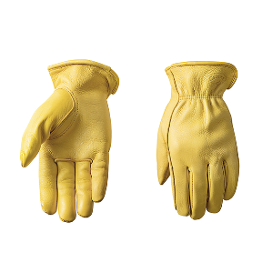 [카이맨 사슴가죽 글러브] CAIMAN KOREA 1329K - Basic Drivers Gloves / YELLOW