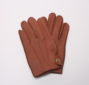 [인다이스 클래식 글러브] INDICE - Leather Classic Gloves(DEER/Brown)