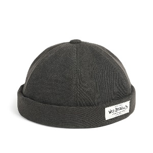 [와일드브릭스 브림리스캡] WILDBRICKS - BI OXFORD BRIMLESS CAP (grey)