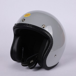 [더블랙 엑스트라 헬멧 ]THE BLACK EXTRA JET HELMET (GREY)