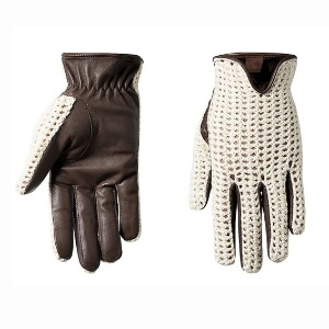 [카이맨 염소가죽 니트 글러브] CAIMAN KOREA - Leather KNIT Classic Gloves