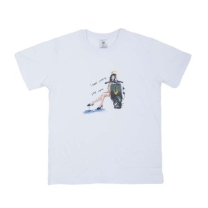 [그리다만 티셔츠]GREEDAMAN-QUEEN OLD VESPA T-SHIRT