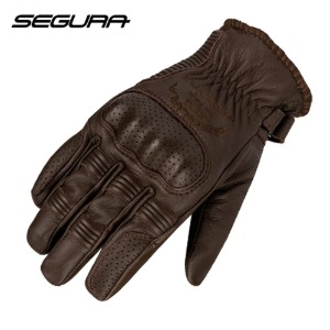 [세구라 클래식 장갑] SEGURA - CASSIDY LEATHER GLOVE-BROWN-
