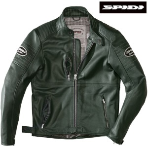 [스피디 라이딩 가죽자켓]SPIDI-P205 CLUBBER LEATHER JACKET (LAST ONE)