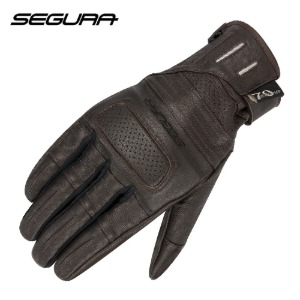 [세구라 클래식 장갑] SEGURA - HORSON LEATHER GLOVE-BROWN-