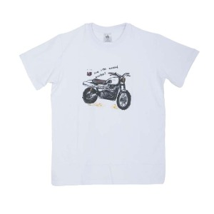 [그리다만 티셔츠]GREEDAMAN-TRIUMPH T-SHIRT