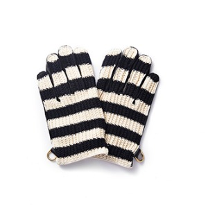 [인다이스 클래식 글러브] INDICE - Leather KNIT Classic Summer Gloves(DEER/KNIT/STRIPE)