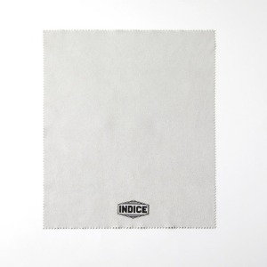 [인다이스 안경닦이] INDICE - Microfiber glasses cleaning cloth (BIG_SIZE)