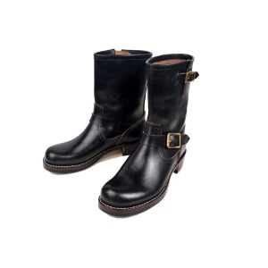 [루트원]ROUTE ONE-Engineer boots 9inch/01BLK