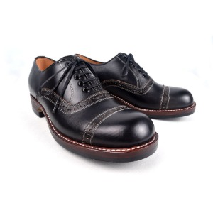 [루트원]ROUTE ONE-OWEN OXFORD BROGUE SHOES_CXL01
