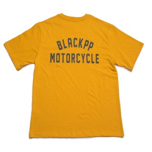 [블랙피피 반팔 티셔츠] BLACK P.P - BLACKPP MOTORCYCLE T-shirt