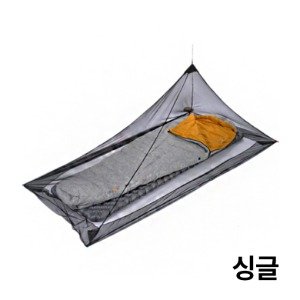 [Sea to summit Pyramid Net Single Permethrin Treated (Black)] 씨투써밋 피라미드 네트 싱글 해충망 (블랙)