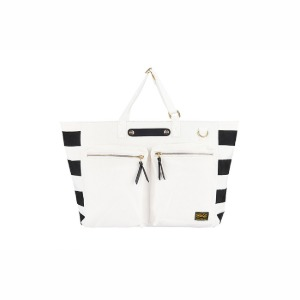 [인다이스 토트백] INDICE - Soft tote Bag(WHITE CANVAS)