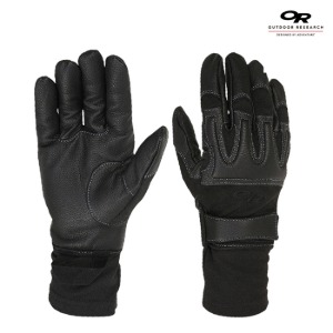 [오알 락폴 글러브] OUTDOOR RESEARCH - ROCKPOLE GLOVE BLACK