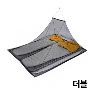 [Sea to summit Pyramid Net Double Permethrin Treated (Black)] 씨투써밋 피라미드 네트 더블 해충망 (블랙)