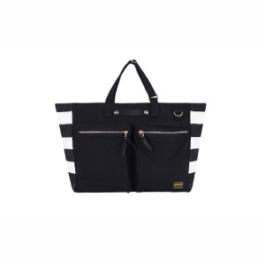 [인다이스 토트백] INDICE - Soft tote Bag(BLACK CANVAS)