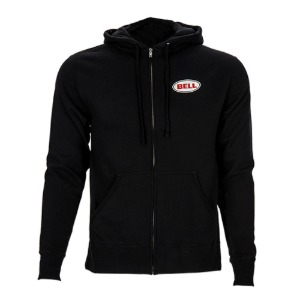 [벨 후드 집업]  BELL - CHOICE OF PROS MENS ZIP HOODIE