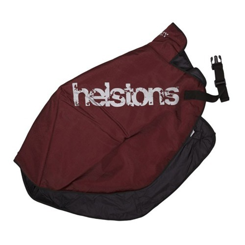 [헬스톤 레그워머] HELSTONS - SCOOTER APRON BORDEAUX