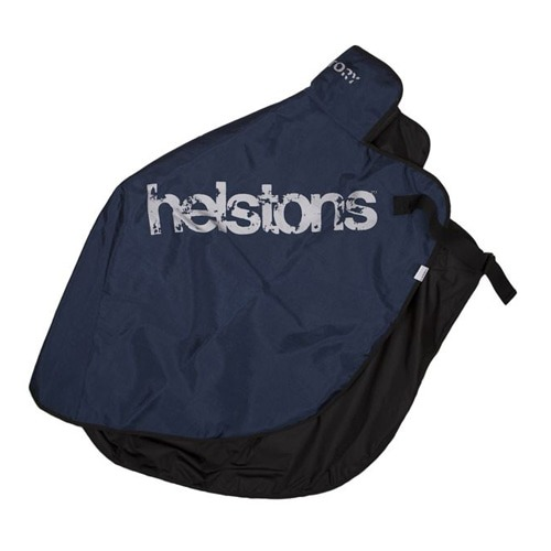 [헬스톤 레그워머] HELSTONS - SCOOTER APRON BLUE