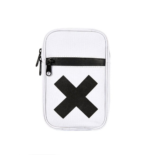 [인다이스 포켓백] INDICE - X POKET Bag (POLY/WHITE)