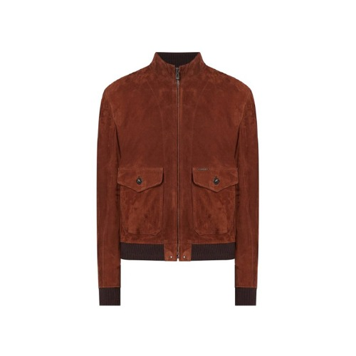 [벨스타프 휴즈 스웨이드 자켓] BELSTAFF - HUGHES LEATHER JACKET/chestnut