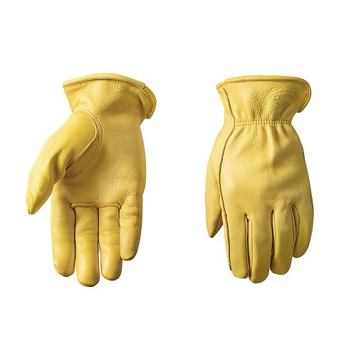 [카이맨 사슴가죽 글러브] CAIMAN KOREA - 1330 PREMIUM GOLD Basic Drivers Gloves