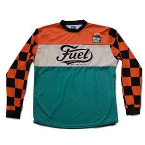 "[퓨얼 져지] Fuel ""Desert Race"" Enduro Jersey"
