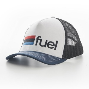 "[퓨얼 메쉬 캡] Fuel ""Rally Raid"" Cap"