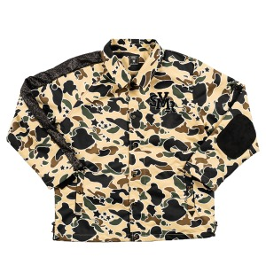 [모빈스알 자켓] MOVINS.R - AURA CITY JACKET CAMO