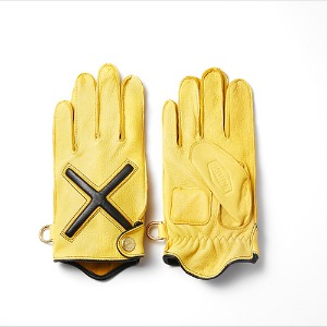 [인다이스 클래식 글러브]XDeer Leather Gloves (DEER/Yellow)