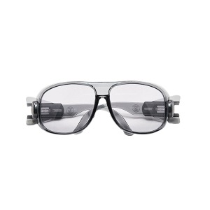 [더블랙 변색고글] THE BLAK PHOTOCHROMIC GOGGLE - SMOKE CLEAR