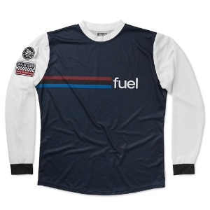 [퓨얼 져지]Fuel- Rally Raid Jersey Blue