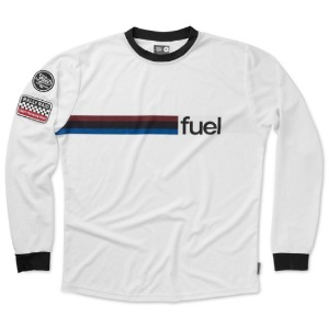 [퓨얼 져지]Fuel- Rally Raid Jersey White