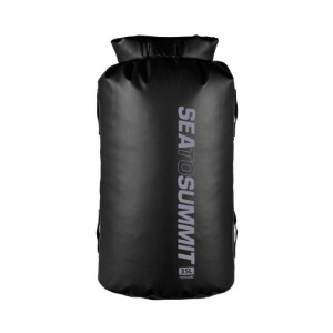 [씨투써밋 하이드롤릭 드라이 팩 35L (블랙)] Sea to summit Hydraulic - Dry Bag with Harness 35L (Black)