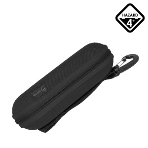 [해저드4 선글라스 케이스] Hazard4 - Mil-Pod Ballistic Nylon Sunglasses Case (Black)
