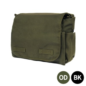 [라피드 도미넌스 헤비웨스트 메신져 백] Rapid Dominance - Heavy Weight Classic Messenger Bags (2COLOR)