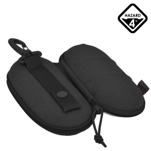 [해저드4 선글라스 케이스] Hazard4 - Sub Large Cordura Sunglasses case (Black)