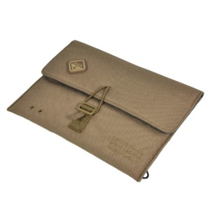 [해저드4 택티컬 아이패드 파우치] Hazard4 - Launch Pad Tactical iPad Sleeve (Coyote)