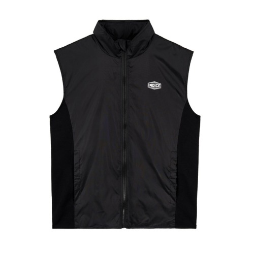 [인다이스 발열 조끼] INDICE - 12V Heated Vest SET (VEST,LINE,SWITCH) (ELEC/BLACK)