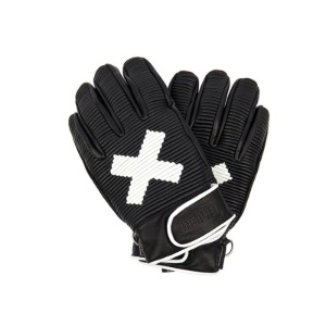 [인다이스 디젤 글러브] INDICE - Dezel Freaky X Gloves(COW/3M THINSULATE/HIPORA/BLACK)